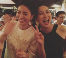 【エンタがビタミン♪】板谷由夏が友人・井川遥の誕生日を祝福「好きだぜ、遥!」