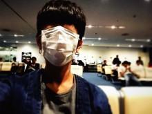 """【エンタがビタミン♪】木村カエラ、驚異の""""小顔""""に驚きの声 マスクで顔がすっぽり隠れる"""