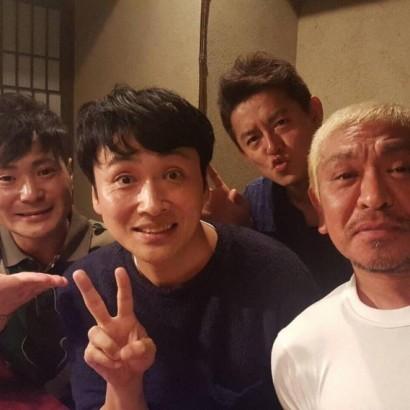 【エンタがビタミン♪】アンジャ児嶋が大感激 44歳の誕生日は松本人志と一緒に