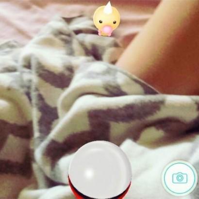 【エンタがビタミン♪】増田有華、脚の付け根にポケモン 自宅で起きる怪奇現象はそのしわざ?