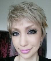 【エンタがビタミン♪】中島美嘉 ベリーショート姿に「メイク素敵すぎ」「瀬川瑛子みたい」