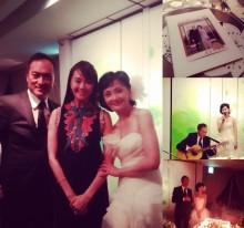 【エンタがビタミン♪】観月ありさ、結婚10周年の渡辺謙&南果歩夫妻を祝福「末永くお幸せに」
