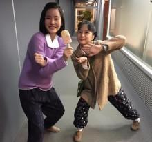 【エンタがビタミン♪】蓮佛美沙子&芳根京子 深夜の朝ドラ撮影で「変なテンション」に