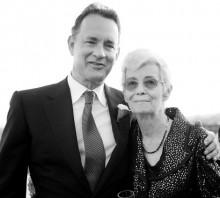 【イタすぎるセレブ達・番外編】トム・ハンクスの母が死去 妻リタ・ウィルソンも沈痛