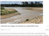 【海外発!Breaking News】地方選挙の投票所は湖の向こう カバ出現を危惧して投票時間を大幅短縮へ(南ア)