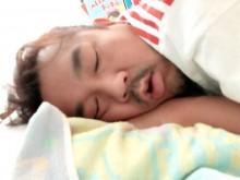 【エンタがビタミン♪】木下優樹菜が公開したフジモンの寝顔に反響 「愛すべき、おっさんベビー」