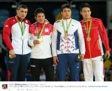 【エンタがビタミン♪】柔道・ベイカー茉秋選手、金メダルでのガッツポーズは井上康生監督へのリスペクト?