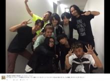 """【エンタがビタミン♪】ORANGE RANGE タモリと""""ポケモンGO""""談義「コザはポケモンが少ない」"""