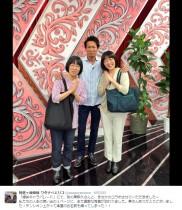 【エンタがビタミン♪】阿佐ヶ谷姉妹、東幹久とのコラボにハイテンション「楽屋のお名前も撮ってしまった!」