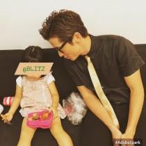【エンタがビタミン♪】オリラジ藤森、中田の娘に無視される「チャラ男、相手にされてませんね」