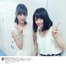 【エンタがビタミン♪】欅坂46平手友梨奈×drop滝口ひかり 夢の共演に「パネルかと思った」