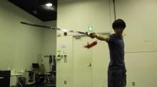 【エンタがビタミン♪】ディーン・フジオカ 華麗な剣さばきにファン熱狂「カッコよすぎ」