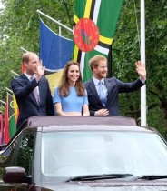【イタすぎるセレブ達】英ウィリアム王子夫妻&ヘンリー王子、公務の数は95歳エディンバラ公に完敗