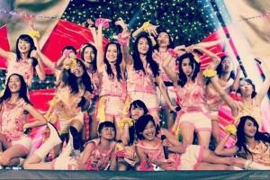 JKT48チームT(出典:https://www.instagram.com/jkt48haruka)