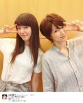 【エンタがビタミン♪】吉瀬美智子と唐田えりか 母娘ほど離れた2ショットが「美人姉妹みたい」