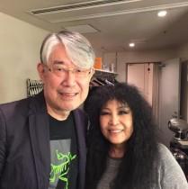 【エンタがビタミン♪】松本隆と吉田美奈子が2ショット 大瀧詠一さんとの共演思い出す人も