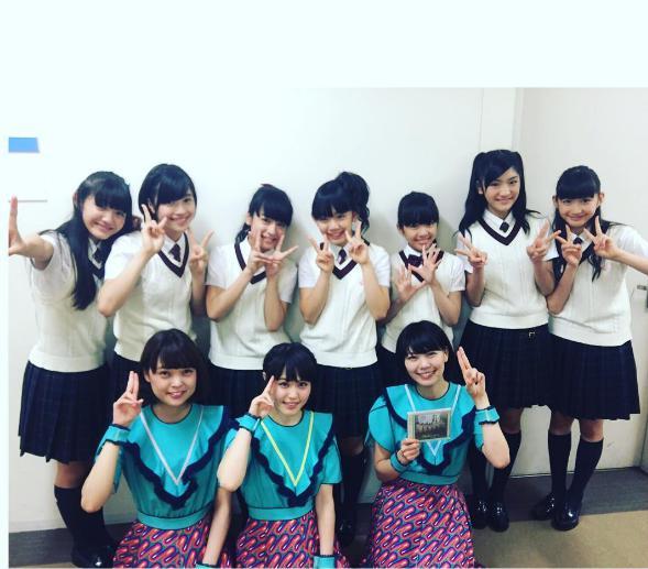 """【エンタがビタミン♪】欅坂46とNegiccoが""""透明感""""対決 『TIF2016』の舞台裏で実現"""