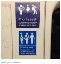 【海外発!Breaking News】「ポールダンスはいけません」ロンドン地下鉄 終夜運転の注意書きがおもしろい