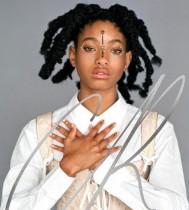 【イタすぎるセレブ達】ウィル・スミスの娘ウィロウ15歳 鼻輪&奇抜メイクで雑誌に登場