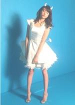 """【エンタがビタミン♪】山本美月が""""純白のデビル""""姿 「天使じゃん」「倒したくない」とファン絶賛"""