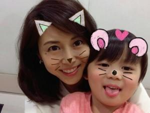 【エンタがビタミン♪】松嶋菜々子がネコに変身! 子役との自撮りレアショット公開