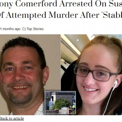 【海外発!Breaking News】43歳継父が妻の連れ子に9年も性的暴行 拒否され逆上、メッタ刺しに(英)