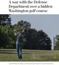 【海外発!Breaking News】退役軍人向け保養施設に削減の波 名門ゴルフ場に集まった寄付金はたったの600ドル(米)
