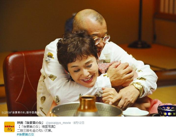 【エンタがビタミン♪】笑福亭鶴瓶、大竹しのぶとのキスシーンに「ものすごい、唇柔らかい」  IMALUと3人で食事も