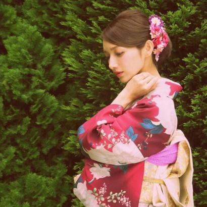 【エンタがビタミン♪】後藤真希の着物姿に「見惚れてしまう」「ため息が出てしまう美しさ」