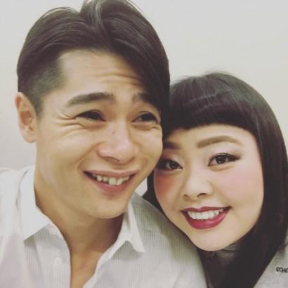 【エンタがビタミン♪】ノブコブ吉村&渡辺直美の仲良しショットに、「結婚したらいいのに」の声
