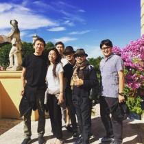 【エンタがビタミン♪】布袋寅泰・今井美樹夫妻の素敵な笑顔 イタリア・ヴェローナでのライブ終えて充実