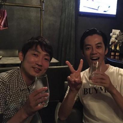 【エンタがビタミン♪】ノンスタ石田×キンコン西野 東野幸治の投稿にファンざわつく「あ、仲いいんですね…」