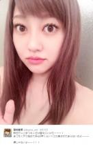 【エンタがビタミン♪】菊地亜美のマツエク姿に「渋谷の女子高生がなりたい顔 No.1」 大家志津香が絶賛