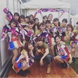 """【エンタがビタミン♪】イナズマロックフェス2016""""雷""""のため中止 HKT48登場で雨が上がるも後に悪天候"""