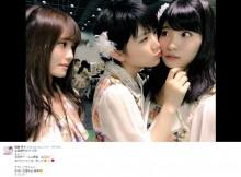 """【エンタがビタミン♪】岡田奈々が""""キス魔""""に? AKB48の真面目キャラがメンバーに迫る"""