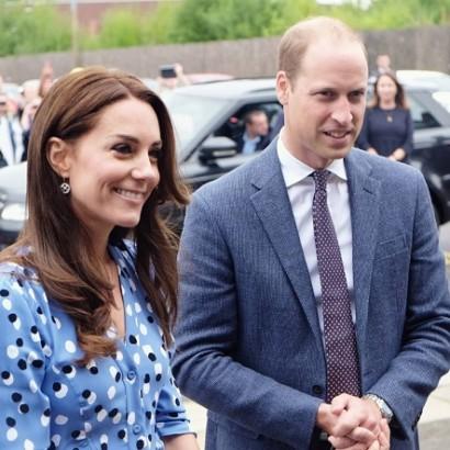 【イタすぎるセレブ達】英ウィリアム王子、職場では5ポンドのチープな料理がお好み