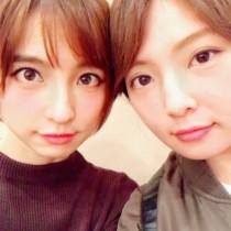 【エンタがビタミン♪】篠田麻里子&野呂佳代の2ショットに「のろ痩せた?」「双子と思った」と驚きの声