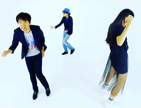 柴山一幸の新曲MVより(出典:https://www.instagram.com/3776chiyono)
