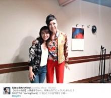 【エンタがビタミン♪】大島優子とAKB48時代に会ったユーミン 「誰が誰やら分からなかった」