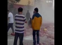 【海外発!Breaking News】悪友らの「消火器ドッキリ」で新郎あわや窒息死(中国)<動画あり>
