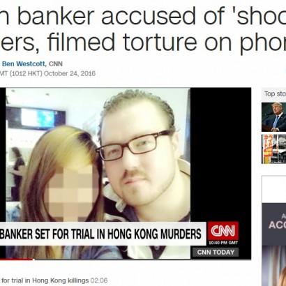 【海外発!Breaking News】バンクオブアメリカ・メリルリンチ行員による香港・売春婦殺害事件 初公判でわかった異常な趣味