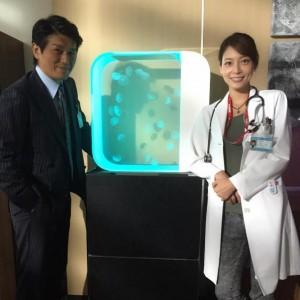 高橋克典と相武紗季(出典:https://www.instagram.com/aibu_saki)