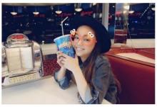 【エンタがビタミン♪】安室奈美恵 束の間の休日にUSJへ 最高の笑顔に「毎日こんな写真投稿してほしい」