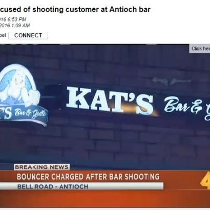 【海外発!Breaking News】午前1時「閉店の時間だ」に応じなかった客、用心棒に撃たれる 米・飲食店 で