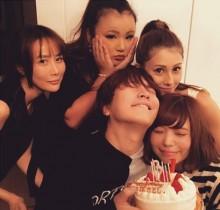 【エンタがビタミン♪】Fukase&益若つばさの誕生日をダレノガレ明美もお祝い 「つばさとし」に驚きの声