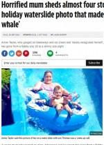 【海外発!Breaking News】「自分が鯨のように見えた」母、決死のダイエットで24kgの減量に見事成功(英)