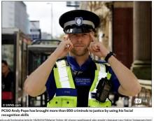 【海外発!Breaking News】瞬間記憶能力「カメラアイ」を持つ警官 4年間で850人以上の検挙に貢献(英)
