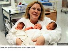 【海外発!Breaking News】世界で最も多産な50歳の代理出産母 16人目と17人目の妊娠に挑戦中(英)