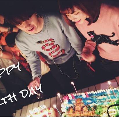 【エンタがビタミン♪】セカオワFukase&益若つばさがラブラブ 仲間から誕生日をお祝いされて