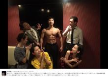 【エンタがビタミン♪】金スマ・社交ダンスのロペス(岸英明)がハリウッド映画に出演 撮影終了後はバイトへ直行